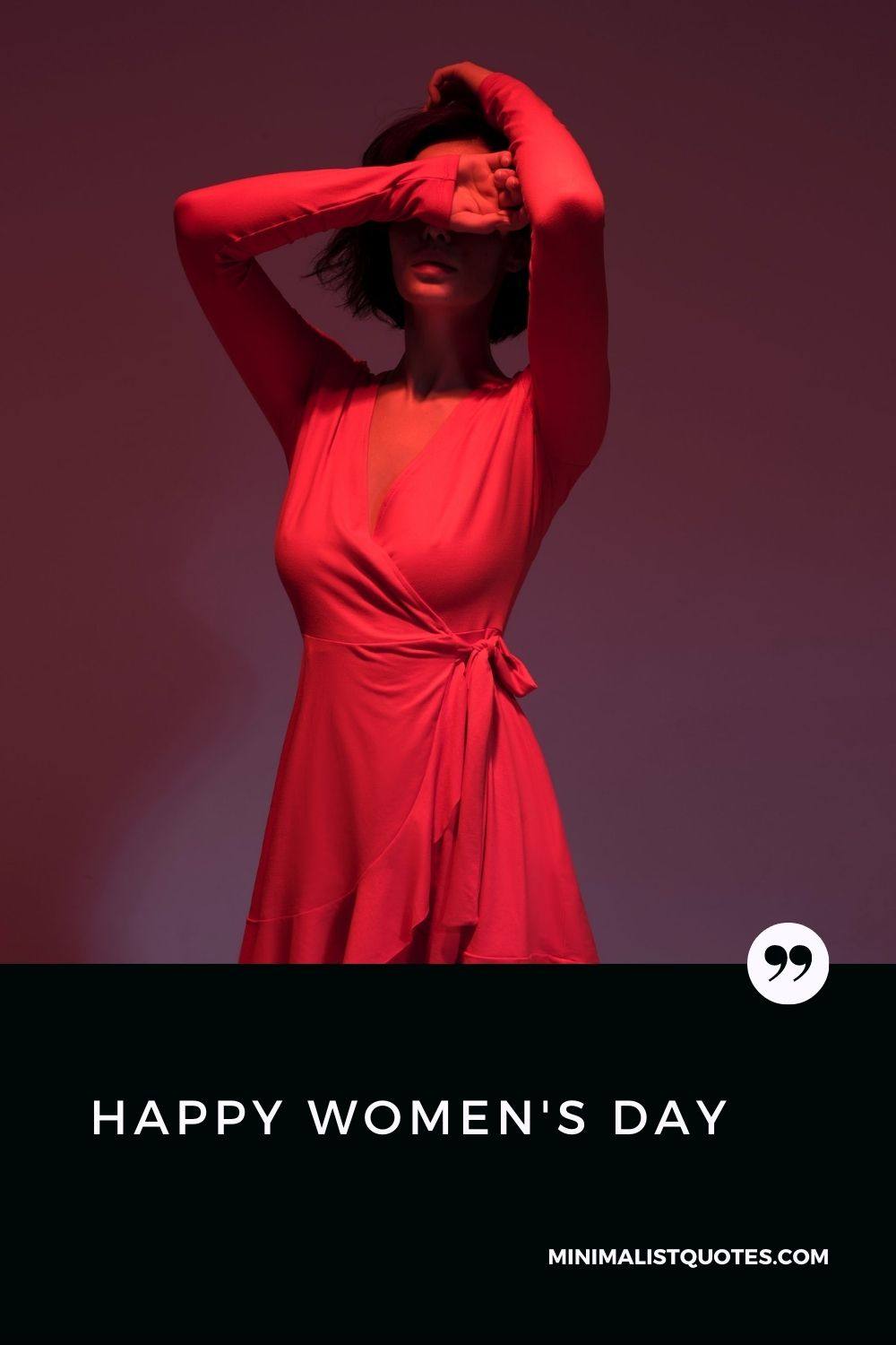 Women's Day Wish & Message With Images: Fashion