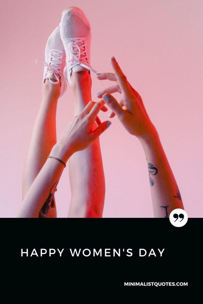 Women's Day Wish Stylish Image To Share