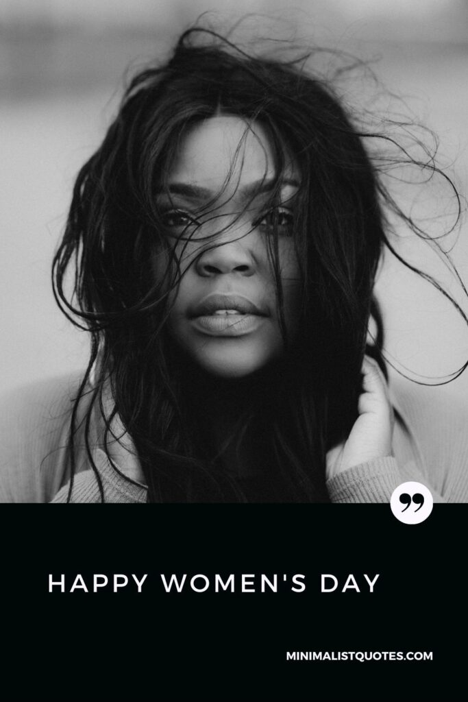 Happy Women's day Wish & Message With Poster Image #womenempowerment